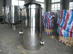 寶納牌不鏽鋼精密過濾器BN6型30芯40英吋