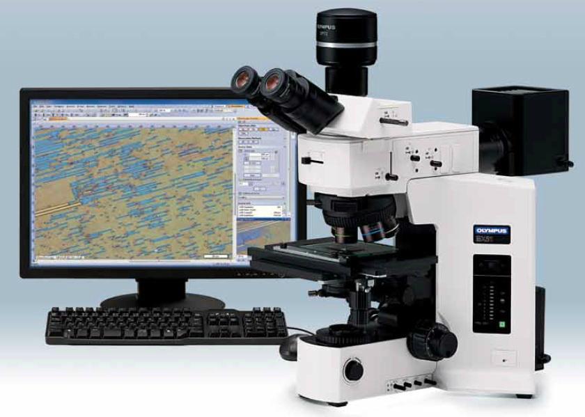 奧林巴斯金相顯微鏡 BX51/BX51M-IR 1