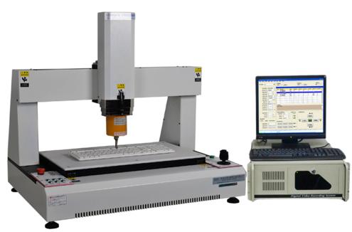 FT-5030CNC-1光軸按鍵曲線測試儀  1