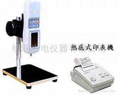 手动硅胶弹性仪HF-2S