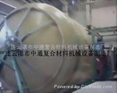 玻璃鋼儲罐生產設備