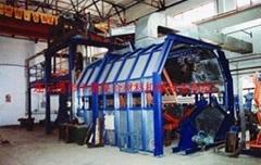 玻璃鋼管道連續生產線