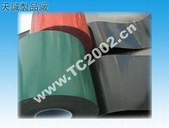 PE超强双面泡棉胶(绿,绿,白,蓝,黄膜),压克力泡棉胶