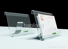 Customized Acrylic  Holder Stand With MOQ 1pcs