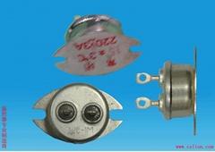 JUC-1M激光密封超小型温控器