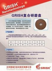 GRISH树脂铜盘