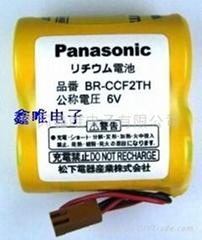 BR-CCF2TH松下锂电池