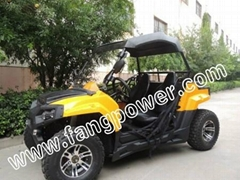 oil cooled dual seat UTV 200 for teenagers factory price