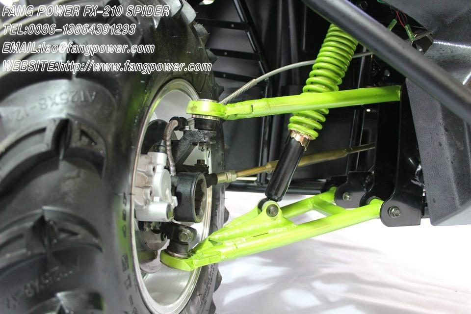 double A arm suspension fashionable shaft utv 150 price