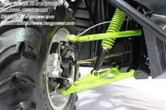double A arm suspension