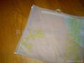 EVA环保拉链袋磨砂eva夹链袋水晶透明袋 3