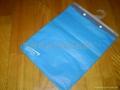 EVA环保拉链袋磨砂eva夹链袋水晶透明袋 4