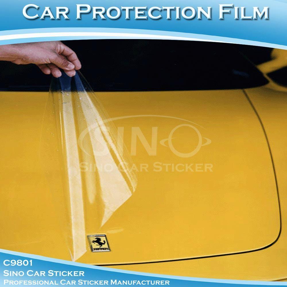 汽車隱形車衣車身漆面透明保護貼膜 2