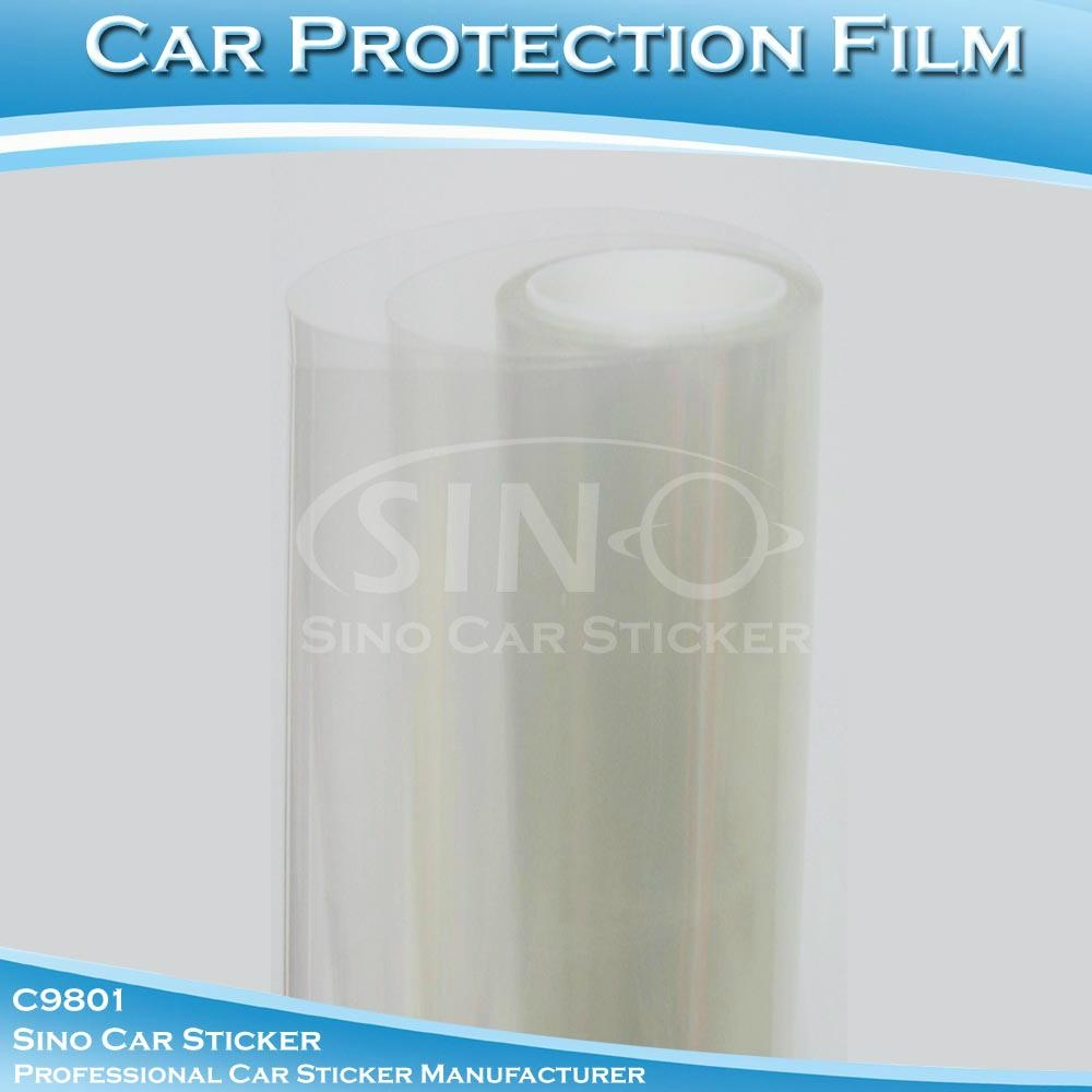 汽車隱形車衣車身漆面透明保護貼膜 3