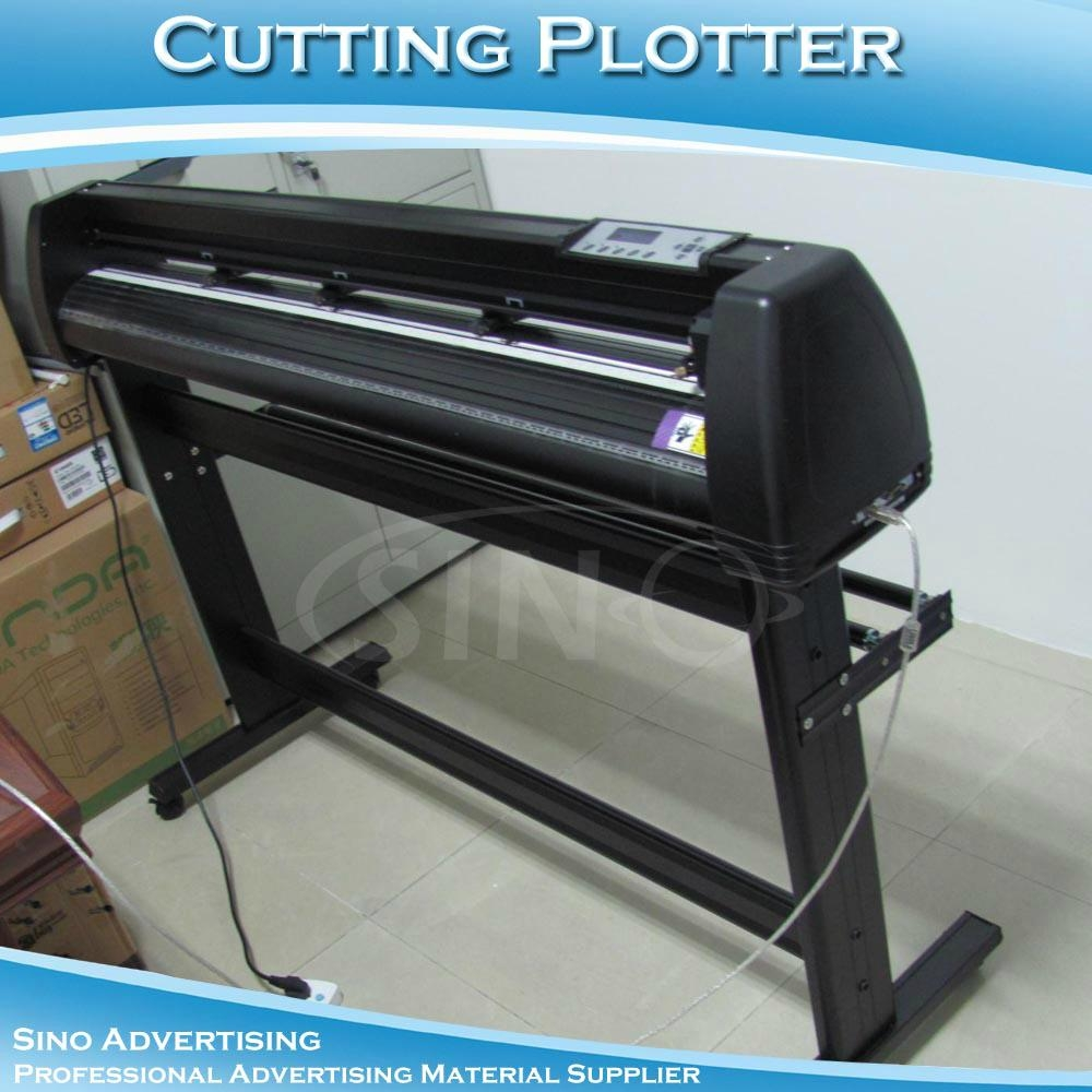 With Cd Software Computer Cutting Plotter Sino 1351