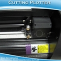 With CD Software Computer Cutting Plotter 3