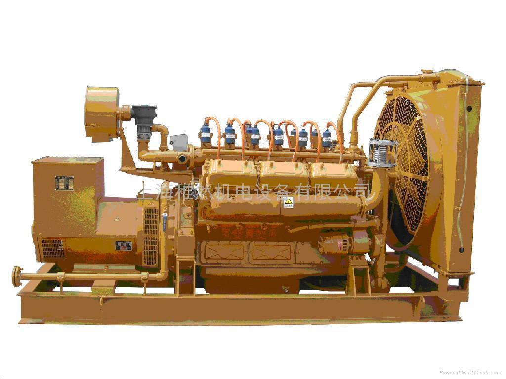 天然氣發電機組 1