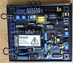 SX440調壓板