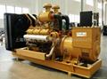 國產上柴股份系列發電機組