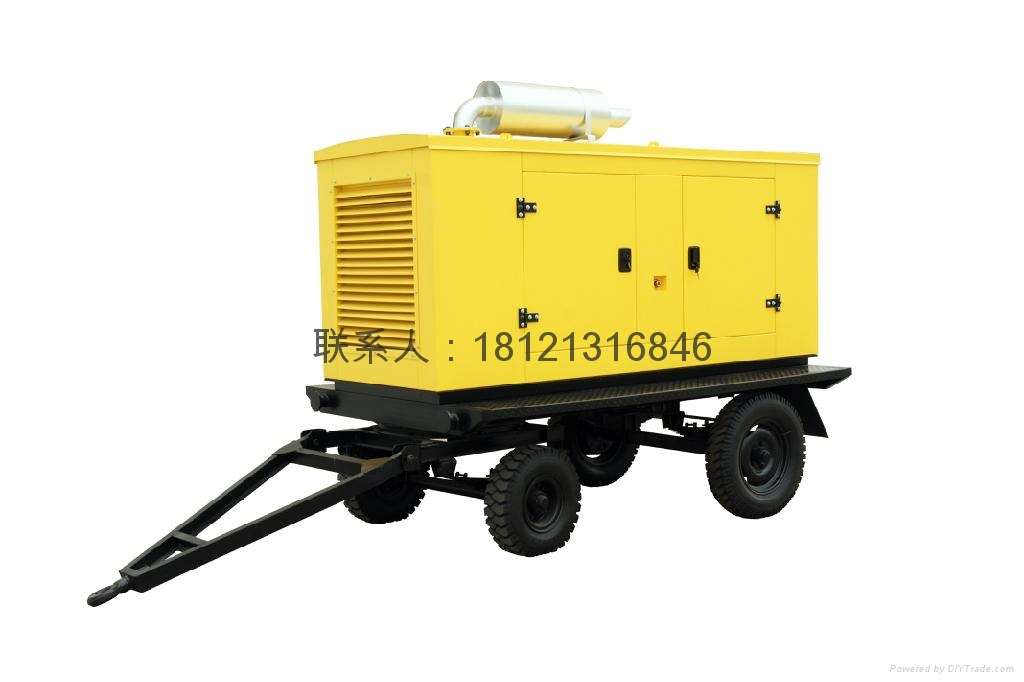潍柴50KW柴油发电机组 5