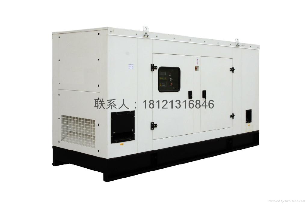 潍柴50KW柴油发电机组 4