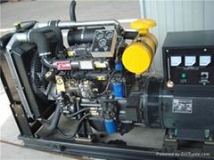 30KW柴油發電機組租憑