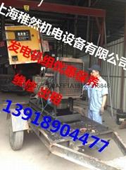 50-250KW發電機組出租