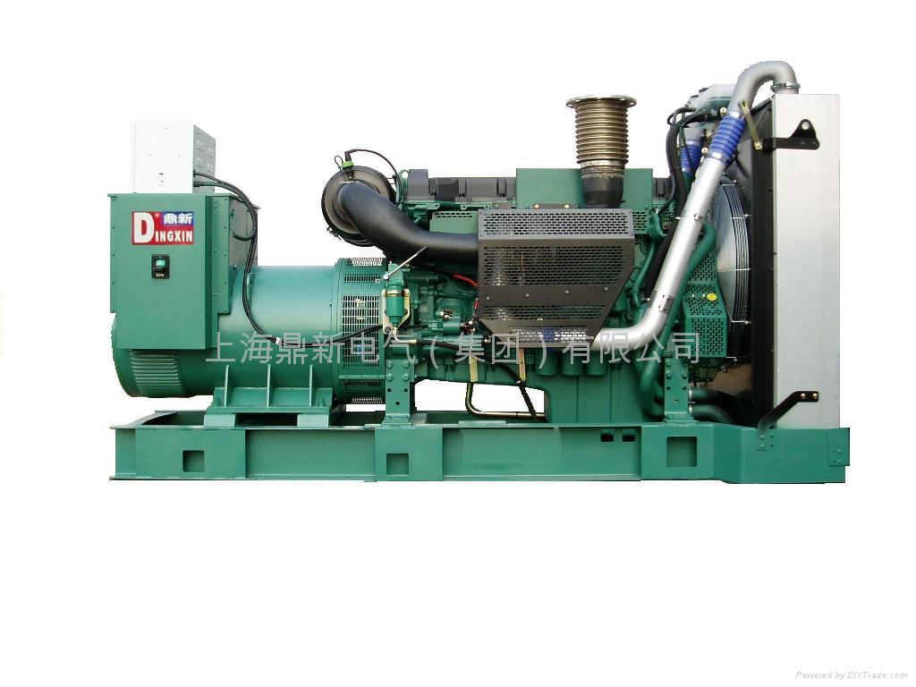 原裝進口沃爾沃300KW發電機組 1