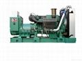 原裝進口沃爾沃300KW發電機