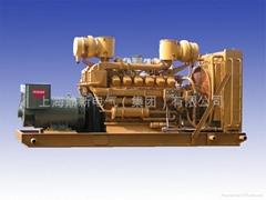 國產濟柴系列發電機組