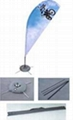 outdoor banner stand China,sail banner