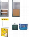 display counters,promotional counter