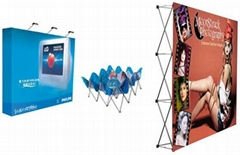 Fabric pop up display,tension fabric displays,fabric pop up displays (Hot Product - 1*)