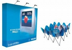 Hop Up Tension Fabric Display,Fabric display,Fabric pop up,Trade show displays