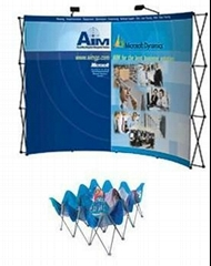 China Tension Fabric Displays,Fabric displays,Fabric pop up display