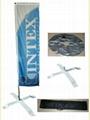 廣告旗,廣州刀旗,廣州沙灘旗