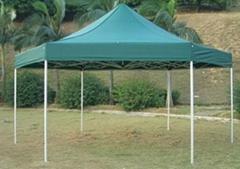 6角折叠帐篷,6脚雨篷,6角促销帐篷