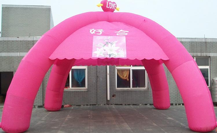 充气帐篷,广告充气帐篷,四角充气帐篷