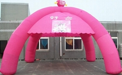 inflatable tent,tents for sale,inflatable,Advertising inflatables