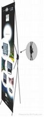 X架,X展架,展示架,广州X展架,展示用品,展览展示器材