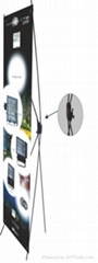 X架,X展架,展示架,廣州X展架,展示用品,展覽展示器材