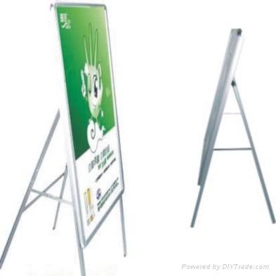 frame signs, poster displays, pavement signs, poster holder