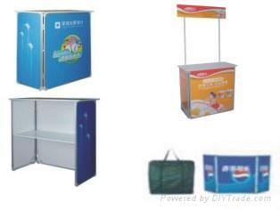 promotional table, promotional items, promotional products, promotional goods
