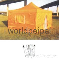 广告篷,四角广告帐篷, 促销展销折叠帐篷,摆摊四脚帐篷