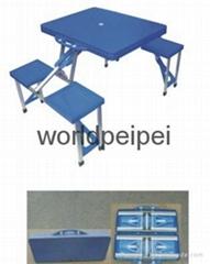 折叠桌椅,连体桌椅,广州折叠桌椅,广州连体桌椅