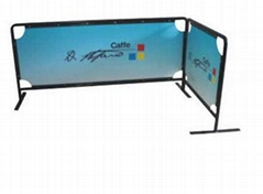street barrier,billboard,advertising board,display board,street barrier