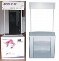 promotional counter display,PP