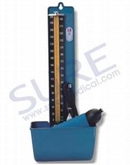 Wall Type Mercury Sphygmomanometer (Standard)