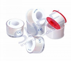 Microporous Surgical Tape With Plastic