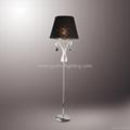 metal floor lamp for hotel
